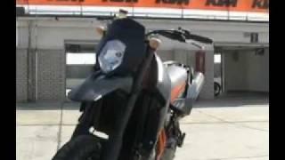 8. KTM 950 Supermoto R