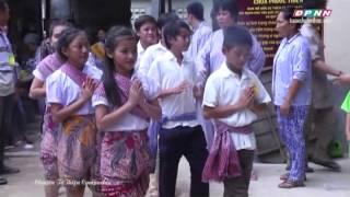 Quỹ từ thiện Đạo Phật ngày nay Đoán vu lan và từ thiện tại Campuchia