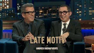 LATE MOTIV  Consultorio de Berto Romero. Cagar pegados no es cagar  LateMotiv267