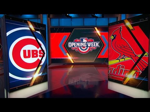 Video: 4/4 MLBN Showcase: Cubs vs. Cardinals