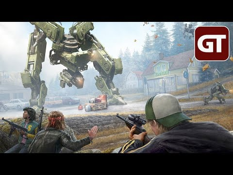 80er-Kids Gegen Killerbots - Generation Zero BETA - GT Live