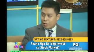 Video Paano Nga Ba Mag Invest sa Stock Market MP3, 3GP, MP4, WEBM, AVI, FLV November 2018