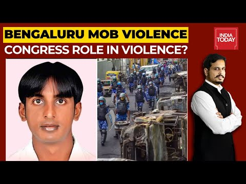 Bengaluru Riots: Was Arrested Congress MLA's Nephew Working At The Behest Of Any Party?