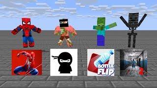 Video Monster School : SEASON 3 - Minecraft Animation MP3, 3GP, MP4, WEBM, AVI, FLV Desember 2018