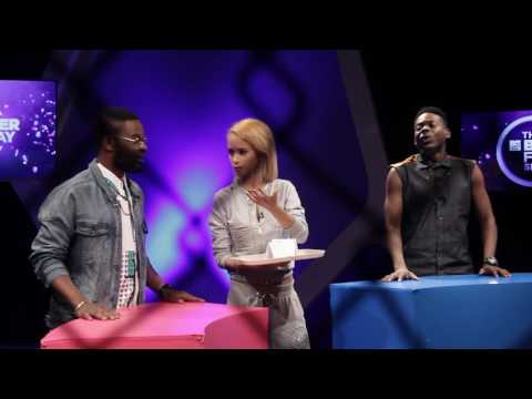 Download Falz acts as Olamide while Adekunle Gold impersonates Davido on The Bigger Friday Show