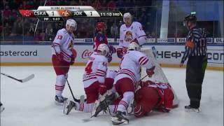 ЦСКА - Йокерит 2-1 ОТ