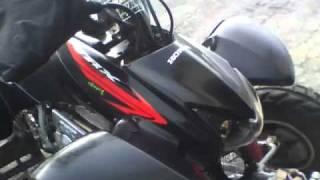 8. 2007 honda 400ex