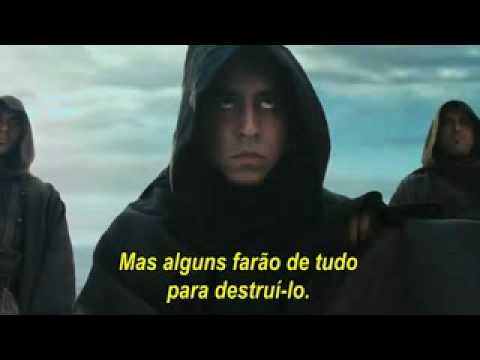 Avatar O Último mestre do ar - TRAILER HD - LEGENDADO