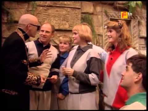 The Crystal Maze - Series 1 Episode 3 FULL EPISODE!!