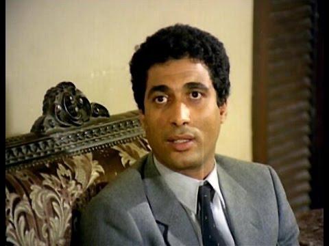فيديو- أحمد زكي ينفعل على مفيد فوزي بسبب الحديث عن طليقته هالة فؤاد