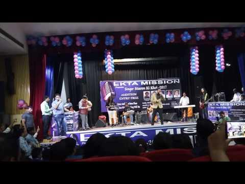 Video Teri Yaad live by Indion Idol finalist Mohit Chopra (Ekta Mission) download in MP3, 3GP, MP4, WEBM, AVI, FLV January 2017