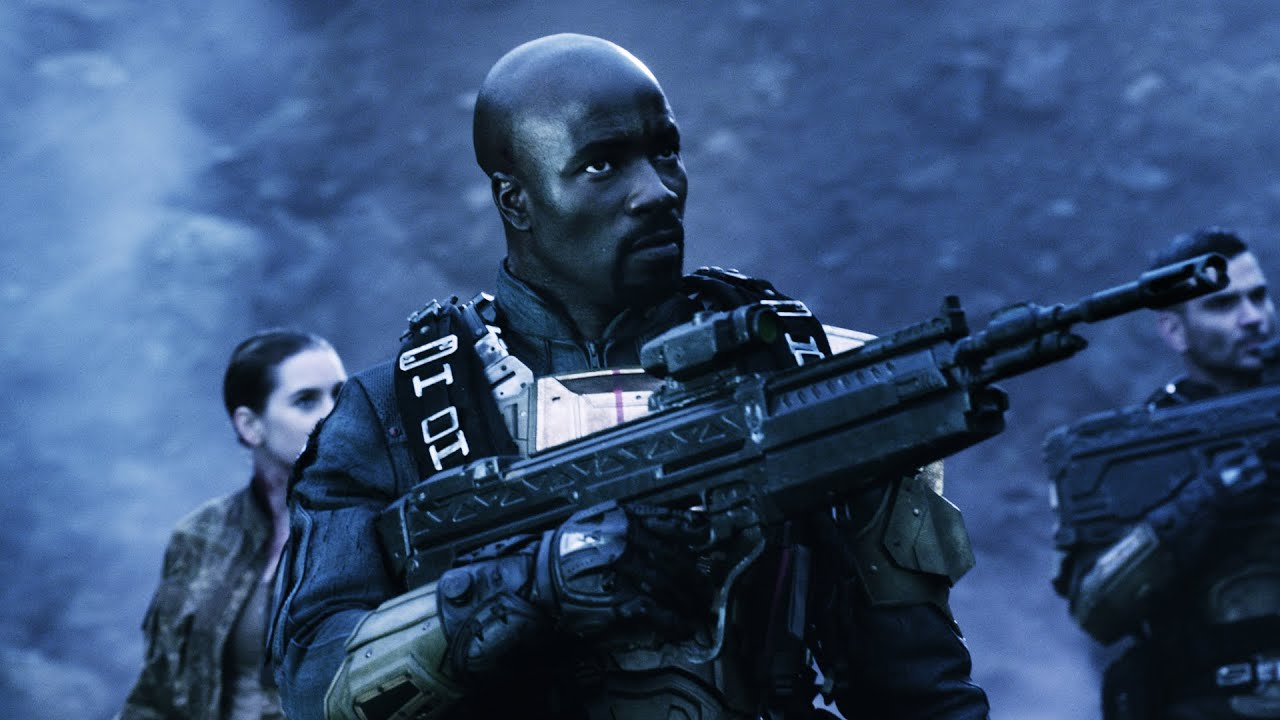 Halo: Nightfall - First Promo of Ridley Scott's action digital series