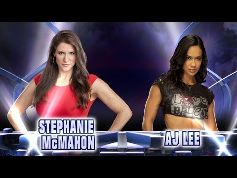 Lee - What would happen if AJ Lee challenged The Authority and went one-on-one with Stephanie McMahon?
