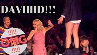 "Video Top 10 ""DAVID WALLIAMS's SHOCK and AMAZING MOMENTS"" EVER! MP3, 3GP, MP4, WEBM, AVI, FLV Desember 2018"