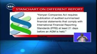 Standard Chartered Bank Defends Two Sets Of Financial Statements Issued