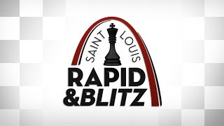 Garry Kasparov returns at the inaugural Saint Louis Rapid & Blitz, the fourth leg of the 2017 Grand Chess Tour. Today is the first of ...