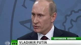 Putin: Who gave NATO right to kill Gaddafi?