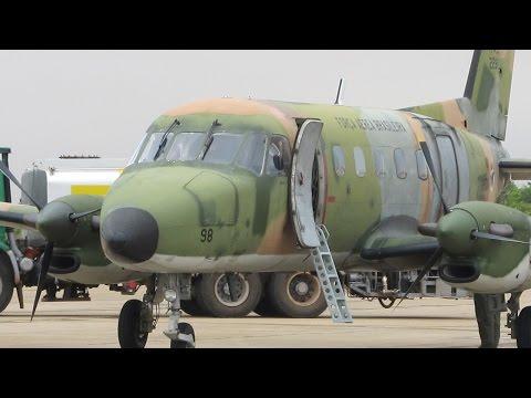Taxi Engine Shutdown Força Aérea...