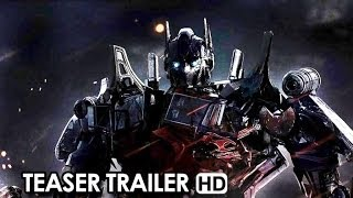 Transformers 4: L'era Dell'estinzione Teaser Trailer Ufficiale Italiano (2014) Michael Bay Movie HD