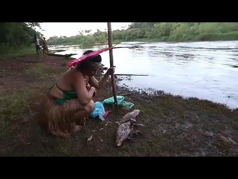 Βραζιλία: Ανησυχίες ιθαγενών για οικολογική καταστροφή…