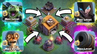 Video SIRI CHOOSES MY BUILDERS HALL 6 ARMY......AND WINS!! - Clash Of Clans MP3, 3GP, MP4, WEBM, AVI, FLV Oktober 2017