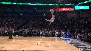 "Zach LaVine Throws Down the ""Space Jam"" Dunk"