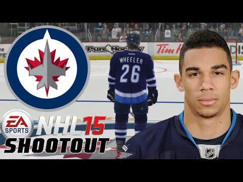 "NHL 15: Shootout Commentary ep. 51 ""Playoff Bound Jets?? / Winnipeg"""