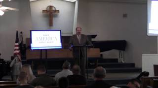Sermon - November 13, 2016