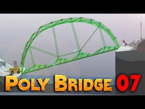 NEJTĚŽŠÍ MOST - RAGE QUIT!!! | Poly Bridge #07 | Pedro