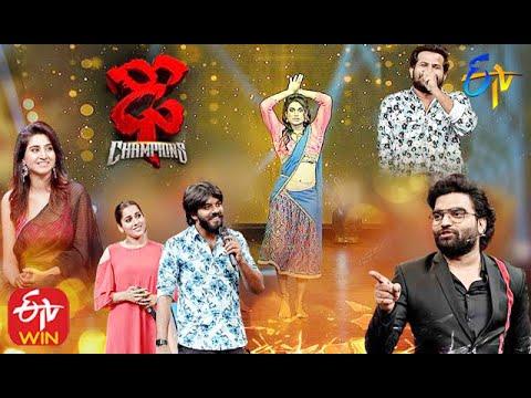 Dhee Champions | 5th August 2020 | Full Episode | ETV Telugu