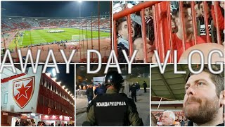 Download Video Spitting, Tifo and An Armed Guard! RED STAR BELGRADE V LIVERPOOL | AWAY DAY VLOG MP3 3GP MP4