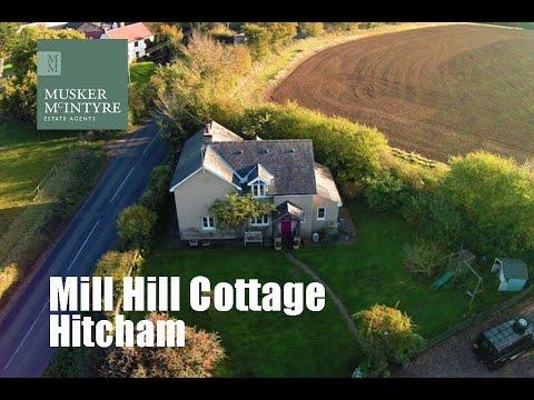 Musker Mcintyre Estate Agents - Mill Hill Cottage, Hitcham - For Sale