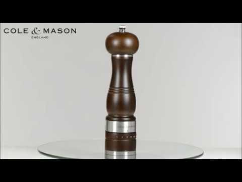 Macina in legno Ardingly per sale e per pepe - Cole & Mason