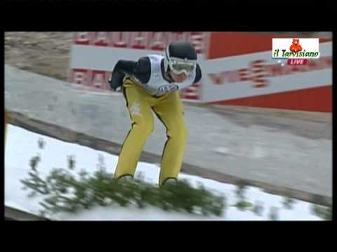 Colloredo - The best Jump of the italian Skijumper Sebastian Colloredo in the 2012 winter season. Il miglior volo del saltatore con gli sci Sebastian Colloredo nella sta...