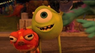Party Hard - TV Spot - Monsters University