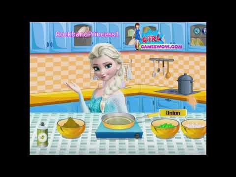 Cooking Games Disney Princess