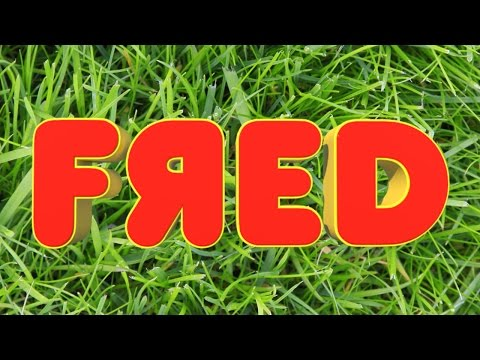 'It's - Welcome to FRED! Let's make cool stuff together. You can contact FRED at: FRED P.O. BOX 292503 Los Angeles, CA 90029 USA Want to see your video on FRED? Stay tuned -- submission info is...
