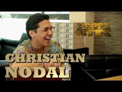 CHRISTIAN NODAL CONTINÚA CRECIENDO COMO ARTISTA - Pepe's Office - Thumbnail