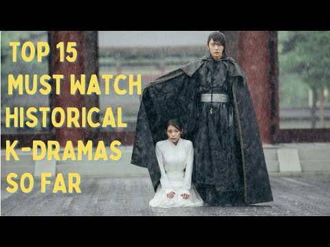[Top 15] Best Historical Korean Dramas So Far (Aug 2020)   Must Watch Sageuk KDrama
