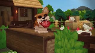 #hytale Hytale Trailer Music Theme Piano Version Performed by MC Jams
