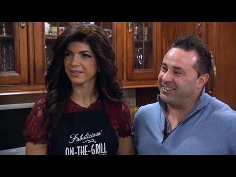 Teresa and Joe Giudice Plead Guilty to Fraud