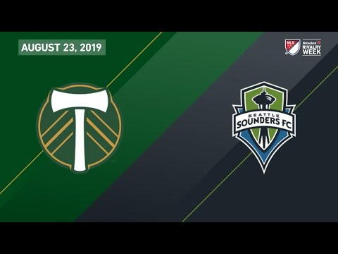 Video: Portland Timbers vs. Seattle Sounders FC | HIGHLIGHTS - August 23, 2019