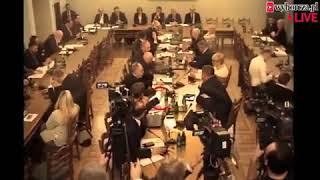 Skandaliczna wypowiedź posła pis pana Mularczyka, na komisji  sprawiedliwości, do pani poseł Kamili Gasiuk Pichowicz