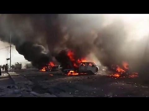 Ιράκ: Διχάζουν οι αεροπορικές επιδρομές στην Αλ Κάιμ