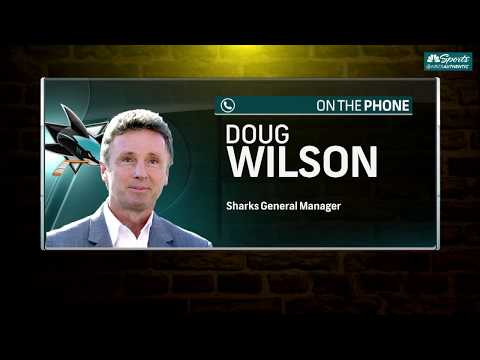 Doug Wilson Discusses Trading For Erik Karlsson | The Happy Hour