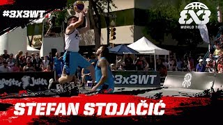 Liman's Stefan Stojačić, the guy who once outscored Steph Curry (https://www.youtube.com/watch?v=EiBNIgBjATM), is our Player of the Day on the first day of action at the Saskatoon Masters!  Subscribe to the FIBA3x3 channel: http://bit.do/SubscribeFIBA3x3More on:http://twitter.com/FIBA3x3http://www.facebook.com/FIBA3x3http://fiba3x3.comhttp://instagram.com/FIBA3x3