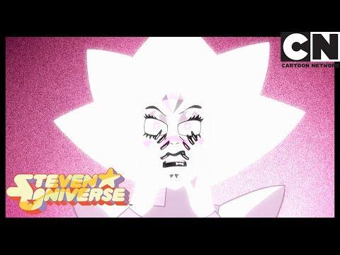 Steven Universe   White Diamond Loses Control   Change Your Mind   Cartoon Network