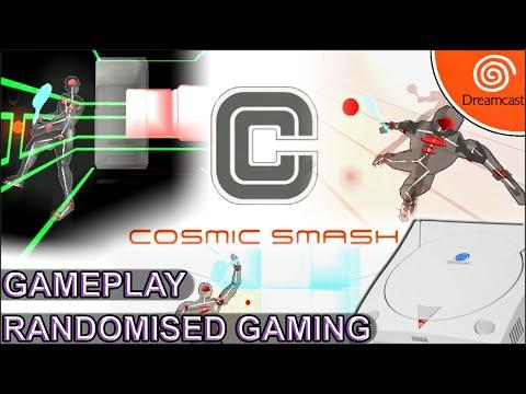 Cosmic Smash Dreamcast