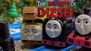 Video Thomas & Friends: Return of Diesel #1 Trailer | Shadows on the Mainland | Thomas & Friends MP3, 3GP, MP4, WEBM, AVI, FLV Mei 2017