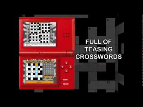 nintendo ds crosswords plus